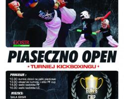 Piaseczno OPEN dla kadetów oraz turniej ELITE CUP