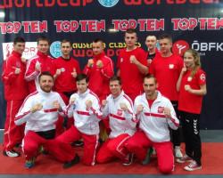 Rafał Karcz bez medalu na Pucharze Świata