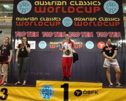 Paulina Stenka zdobyła Puchar Świata!