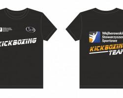 Koszulki i spodnie do kickboxingu - zamówienie