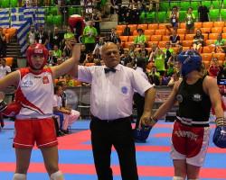 Zuzia Kalbarczyk z brązowym medalem Mistrzostw Europy!