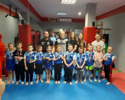 Klubowa Liga Kickboxingu - trzecie spotkanie za nami