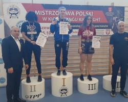 24 medale Mistrzostw Polski. Dziękujemy!
