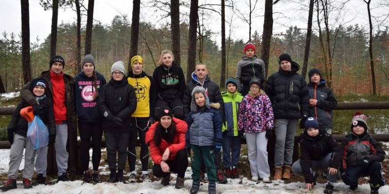 Treningi podczas ferii zimowych