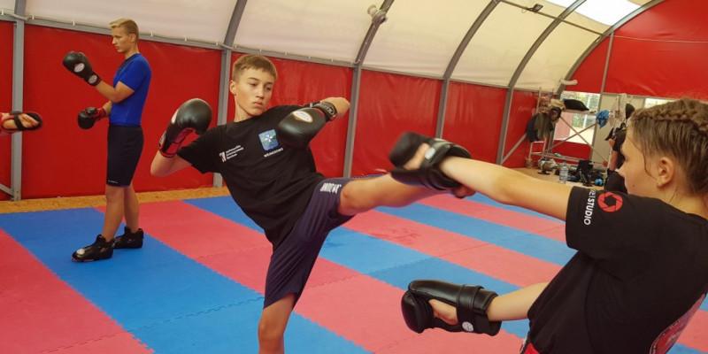 Kickboxing CAMP dla młodzieży i dorosłych