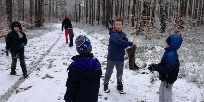 Treningi w okresie ferii zimowych