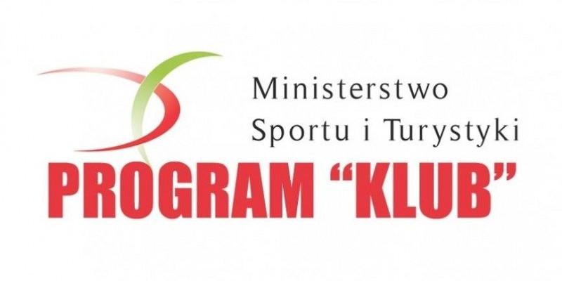 Środki z rządowego programu KLUB