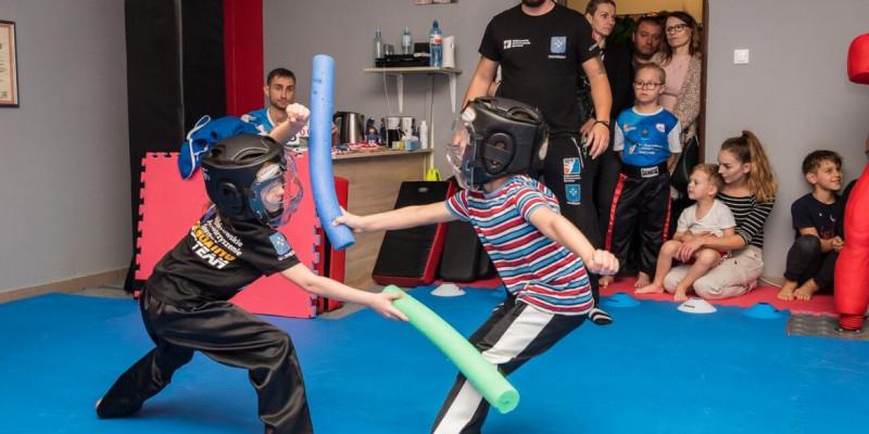 8 luty - 3 spotkanie Klubowej Ligi Kickboxingu