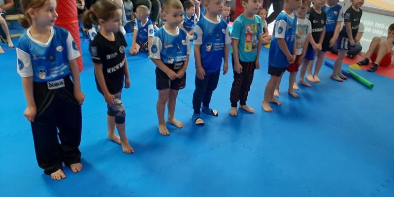 Bezpłatne treningi kickboxingu dzięki Miastu Wejherowo!